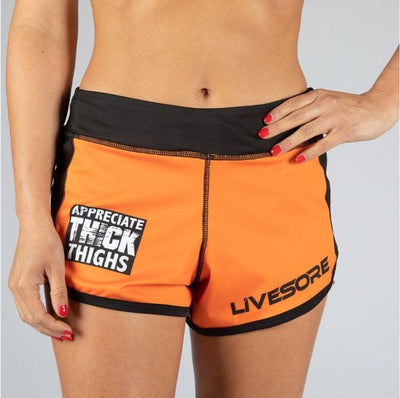APPRECIATE THICK THIGHS Speed Shorts