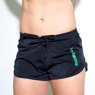 Black LiveSore Speed Shorts