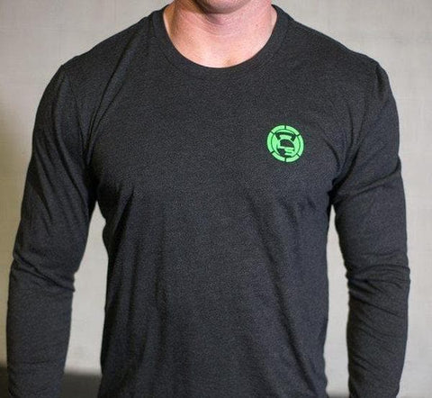 Men's Long Sleeve Logo Shirts