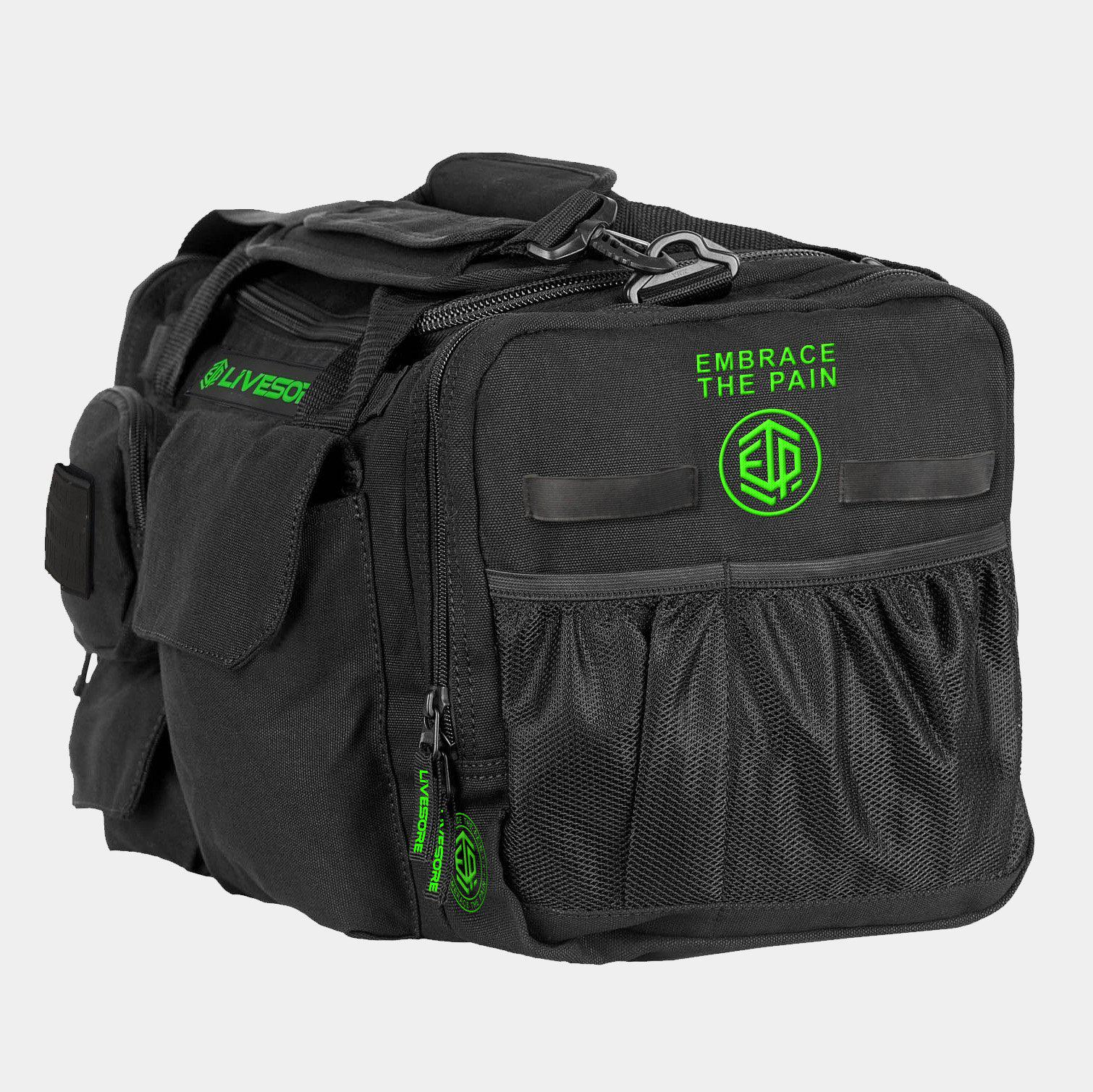 "BRAVERY DUFFEL BAG ""DELUXE 72L""-Accessories,Backpacks-Livesore.net"