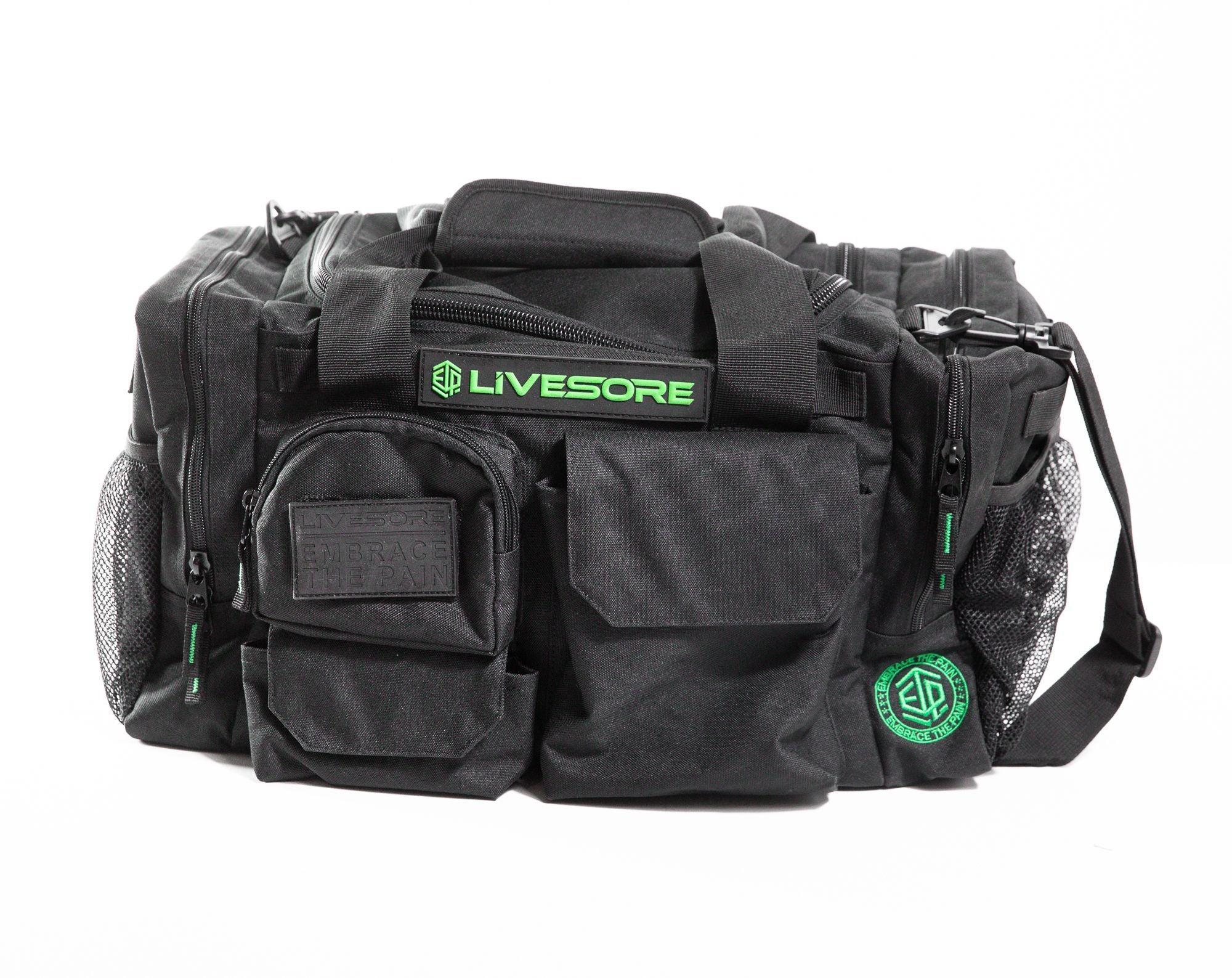 "BRAVERY DUFFEL BAGS ""GEAR 29L""-Accessories,Backpacks-Livesore.net"