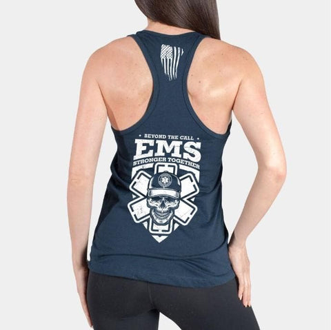 EMS PARAMEDIC Support Tank Top