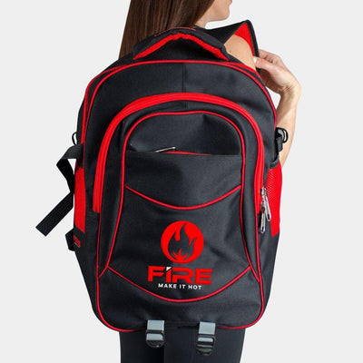 FIRE Make It Hot Back Pack