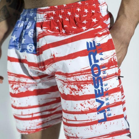 Freedom 2018 Middie Shorts