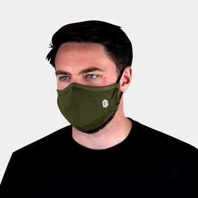 MINIMALIST 2-LAYER FACE MASKS + FREE FILTER