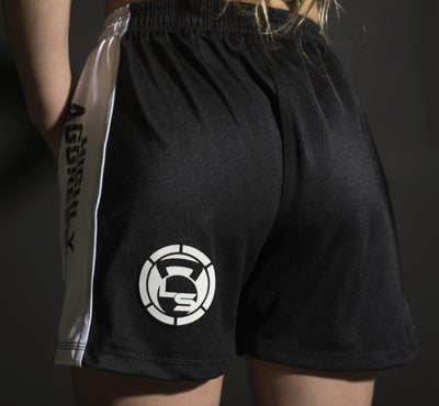 HIGHLY AGGRESSIVE Basketball Shorts - Women's