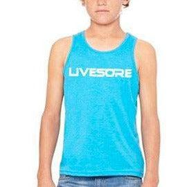 "Kids CHEAT DAY Tank Top ""CLOSEOUT""-Kid's-Livesore.net"