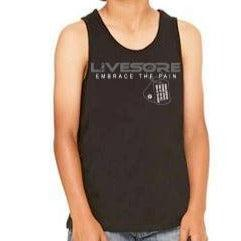 "Kids DOG TAG Tank Top ""CLOSEOUT""-Kid's-Livesore.net"