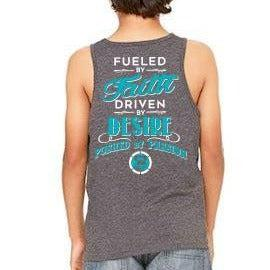 "Kids FUELED BY FAITH Tank Top ""CLOSEOUT""-Kid's-Livesore.net"
