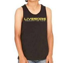 "Kids I AM STRONG Tank Top ""CLOSEOUT""-Kid's-Livesore.net"