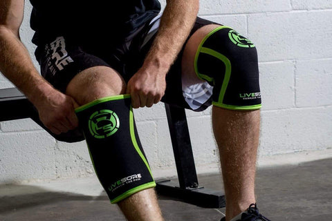 LiveSore Knee Sleeves (Pair)