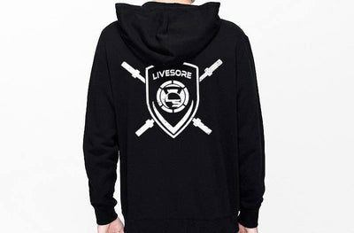 "LiveSore ""Voyager"" Shield Hoodie"