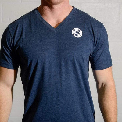 Logo V-Neck T-Shirt