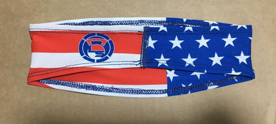 Freedom Stars & Stripes Headband