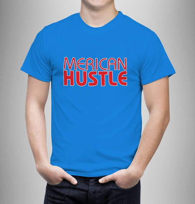 Merican Hustle T-Shirt