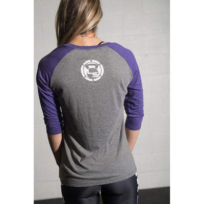 Mom Strength Baseball Tee