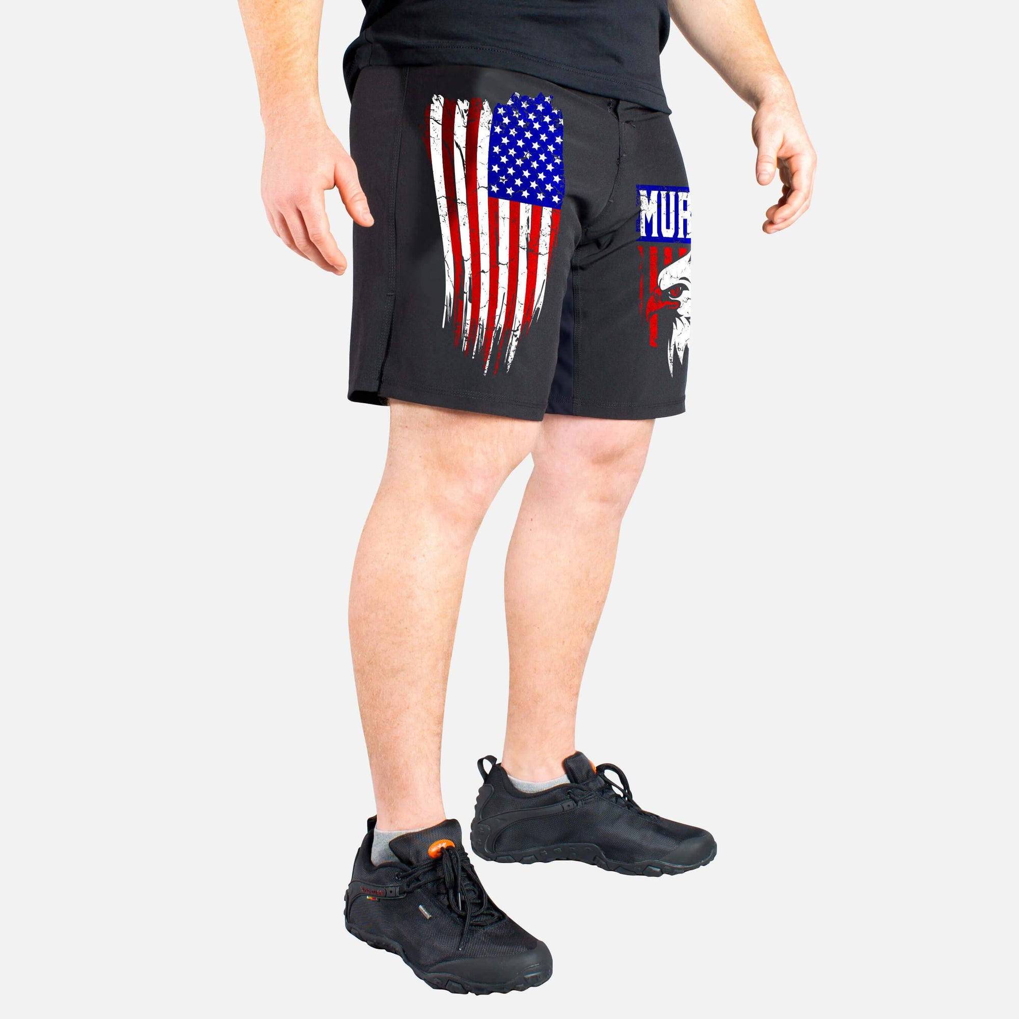 MURPH WOD Shorts - Limited Edition-Mens Apparel,Mens Shorts-Livesore.net