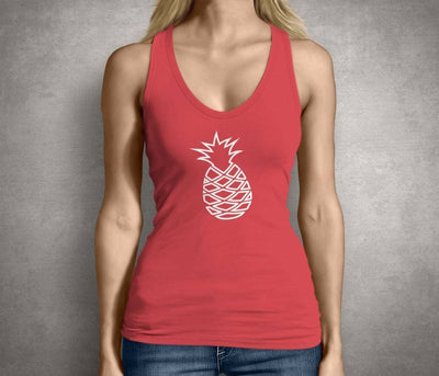 Pineapple Craziness Tank Top
