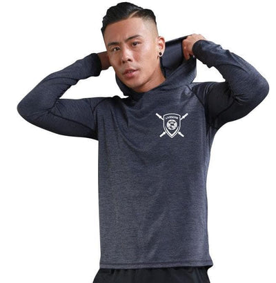 "LUXE ""Shield"" Lightweight Breathable Hoodie"