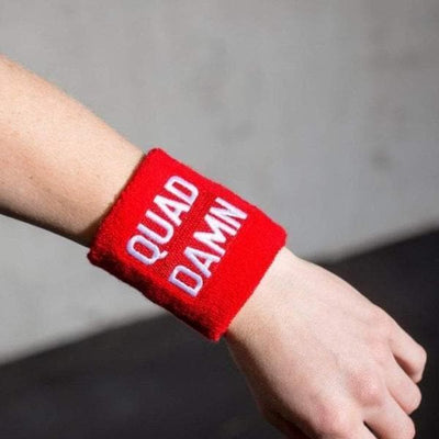 QUAD DAMN Sweat Band