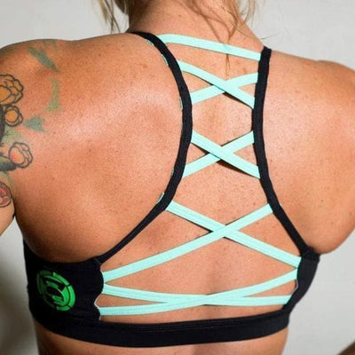 Savage Strength Back Lash Bra