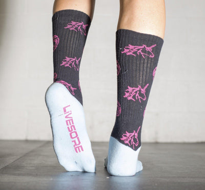 Unicorn Crew Socks Version2