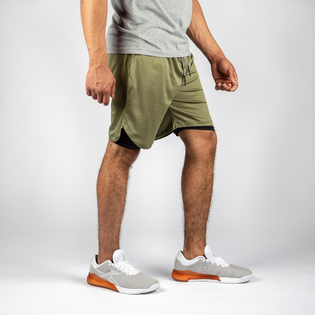 FLUX Hybrid LIVESORE Shorts (4 Color Options)