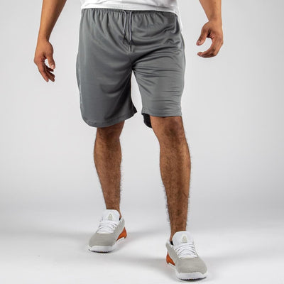 FLUX Hybrid Gun Metal Gray HIGHLY AGGRESSIVE Men's Shorts