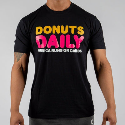 DONUTS DAILY Men's T-Shirt