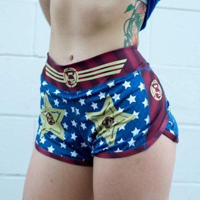 Wonder Woman Speed Shorts