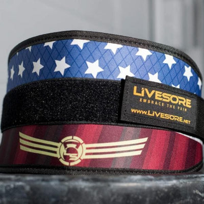 Wonder Woman Weight Belt