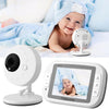 Image of Baby infant Monitor With video And Audio Digital Camera, Long Range Wifi, Room Temperature, Infrared Night Vision,