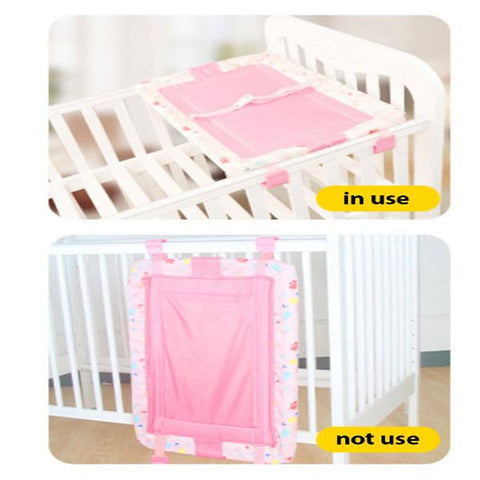 Baby Bed Mattress - Cot Top Changer Crib