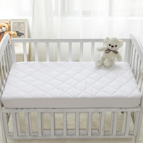 Baby Bed Mattress - Waterproof Baby Crib Hypoallergenic Mattress Protector