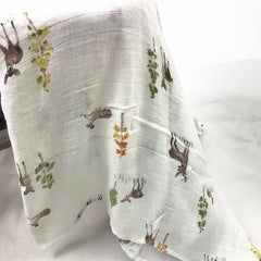 Baby Swaddle - Baby Swaddle Cotton Blanket