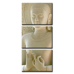 Buddha Marble style Canvas