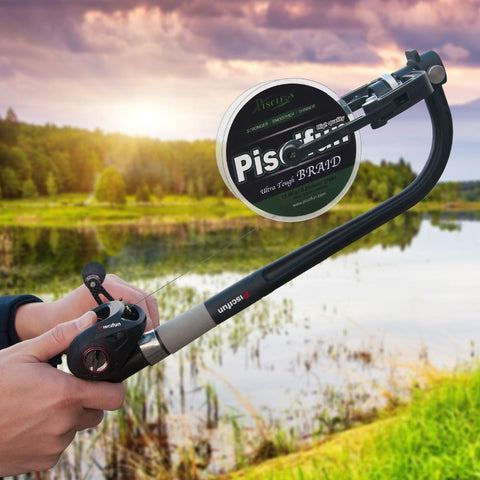 Cool Gadgets - Best Fishing Line Spooler