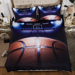 Basketball Quilt Cover