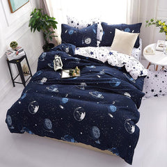 Duvet Covers - 3D Bedding Sets Star Galaxy Duvet Cover Set