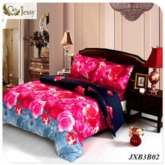 3D Bedding Sets Floral/Queen/King Size