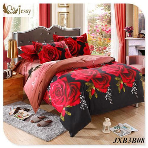 Duvet Covers - 3D Bedding Sets Wolf Twin/Queen/King Size