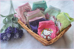 Kids Underware - 6 Pcs/lot Girls Underwear Panties