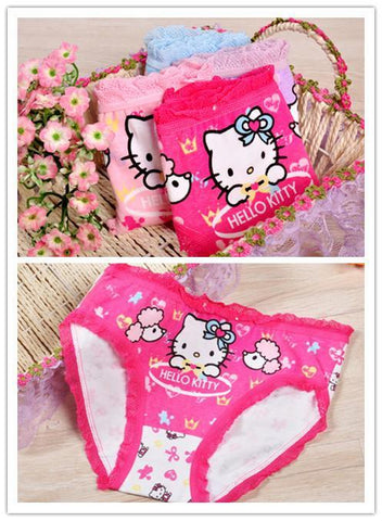 Kids Underware - 8piece/LOT Girls Underwear Panties  Briefs