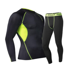 Long Johns Winter Thermal Underwear Sets