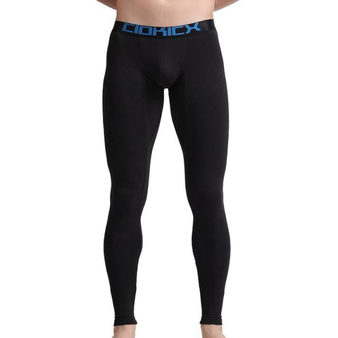Mens Underware - Warm Cotton Thermal Underwear Men Long Johns Underpants