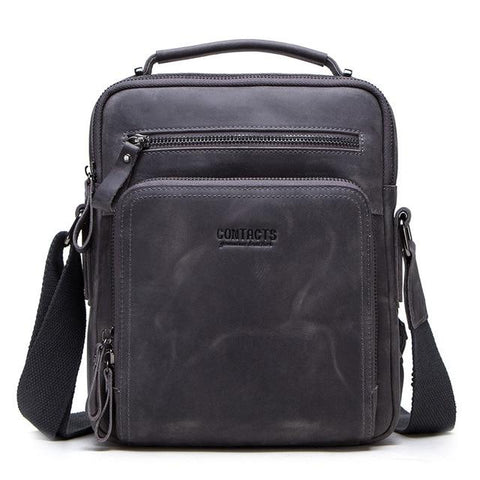 Messenger Bags For Men Genuine Leather Men Shoulder Bag Cross Body Bags For Men