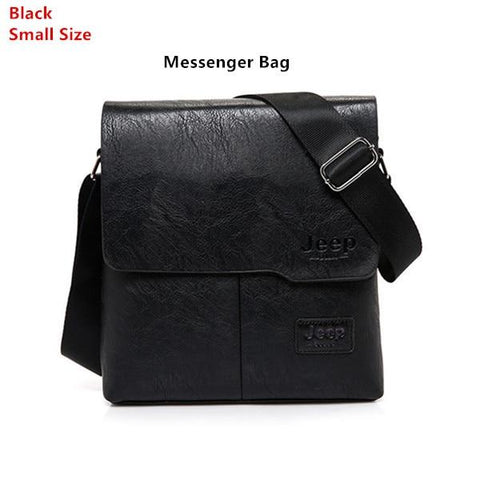 Messenger Bags For Men - Messenger Bags For Men 2 Set Men Pu Leather Shoulder Bags
