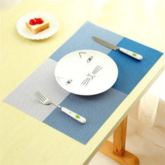 Silicone Dining Table Placemats