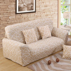 Flower Slipcover Sofa Cover