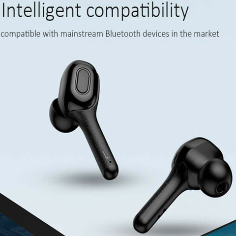 Wireless Earbuds Bluetooth Headphones HiFi Stereo for android iPhone Waterproof